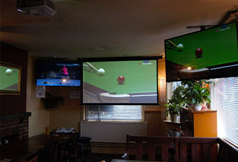 Pub Entertainment system