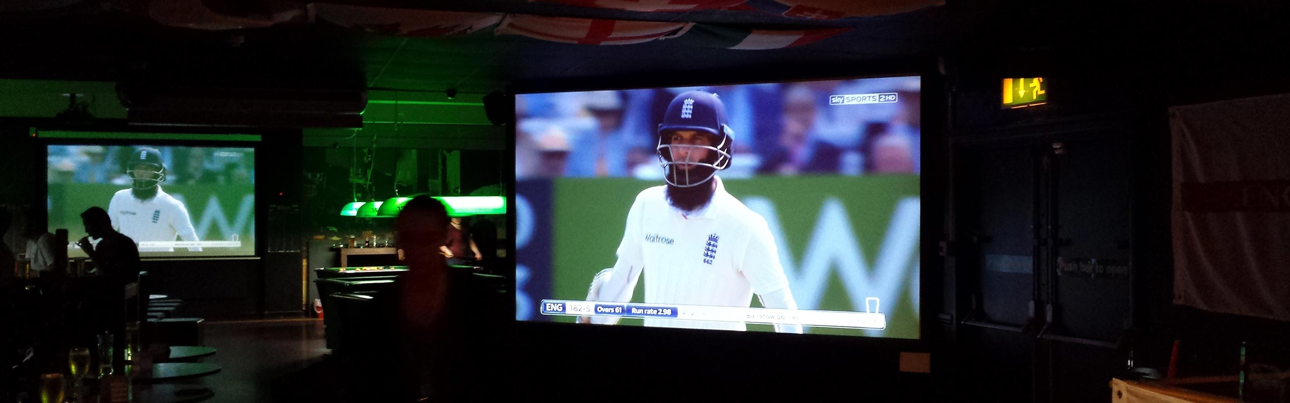 Big Screen Projectors For Pubs